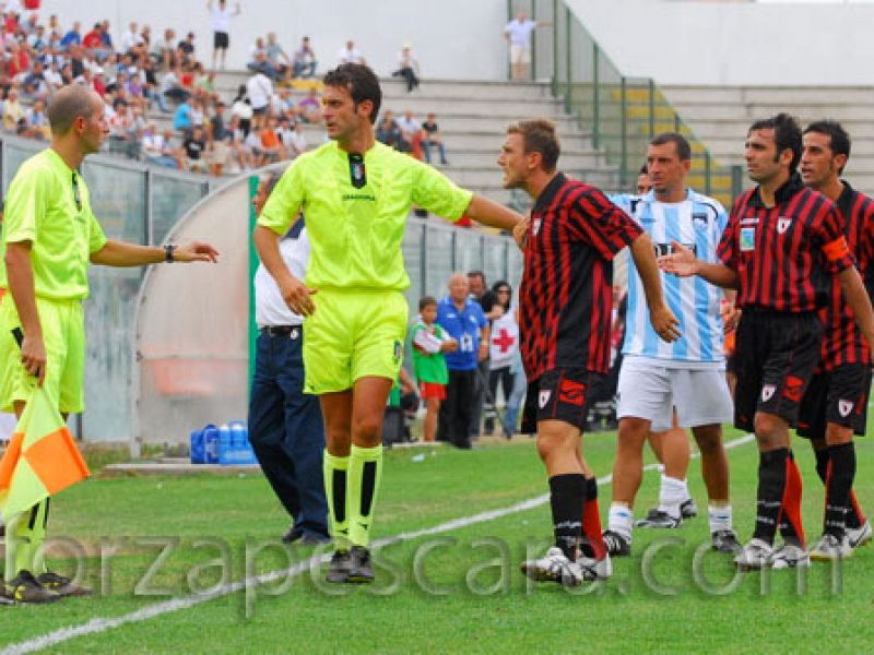 Arbitri alla moviola: sufficiente Colasanti, foto 1