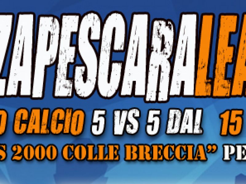 Al via la ForzapescaraLeague, gironi e calendario dal 15-06 al 19-06, foto 1