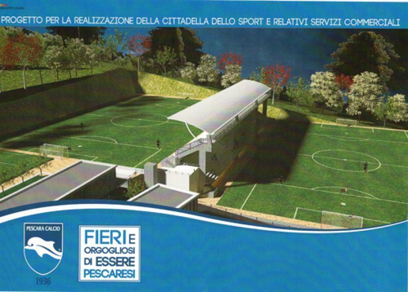 Centro sportivo presentato il progetto - Progetto casa pescara ...